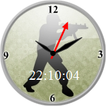 Horloge #14
